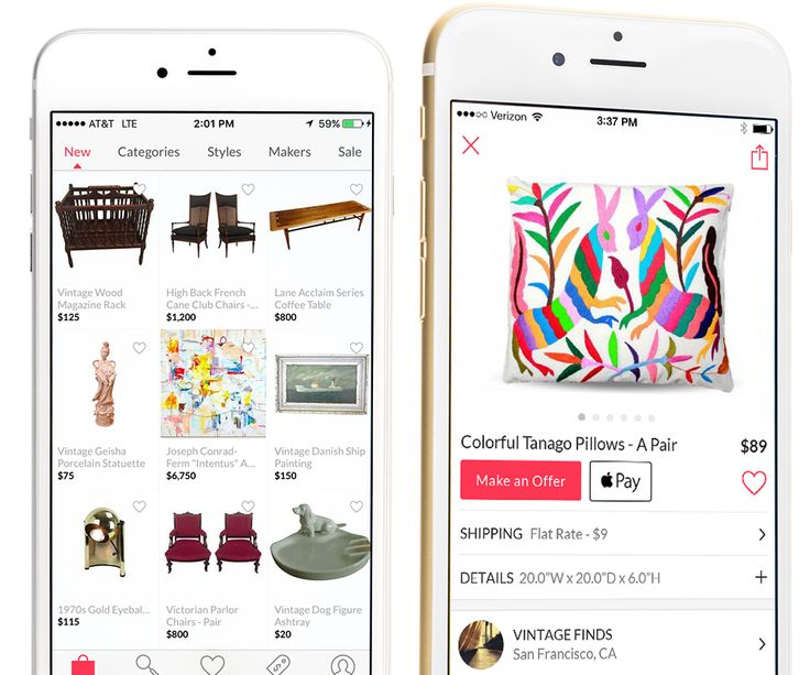 216 best favorite apps images on pinterest app store for Sites to sell furniture