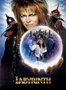 the labyrinth movie - I still watch this movie every time it comes on.