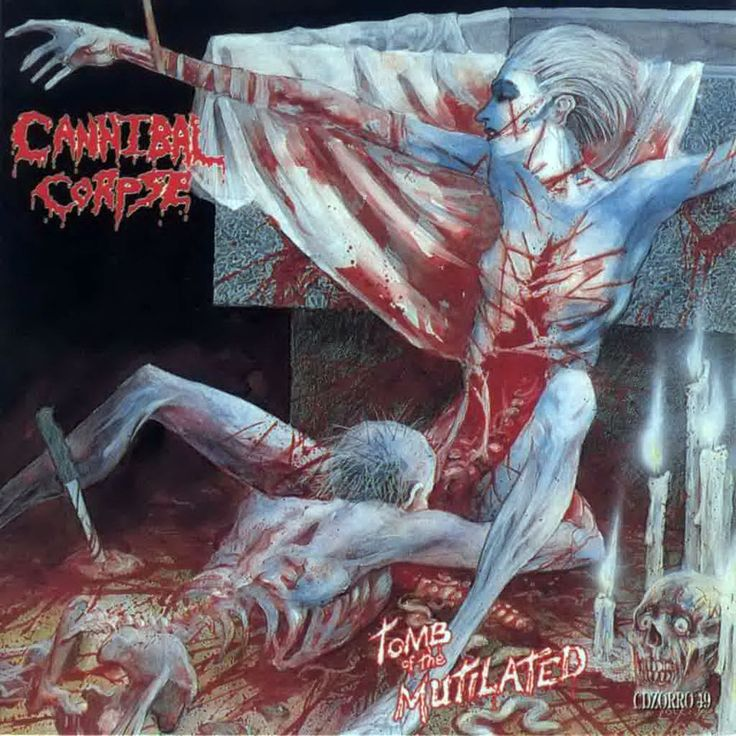 Cannibal Corpse - Tomb Of Mutilated (1992)