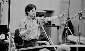 THE GUARDIAN (June 23, 2015) ~ Prolific Oscar-winning film composer James Horner (TITANIC, BRAVEHEART, AVATAR, and dozens more) died in the crash of a small plane he was piloting on June 22, 2015. Here's his obituary in The Guardian. [Click for article]