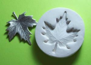 Maple Leaf CNS Polymer Clay Mold Art   eBay