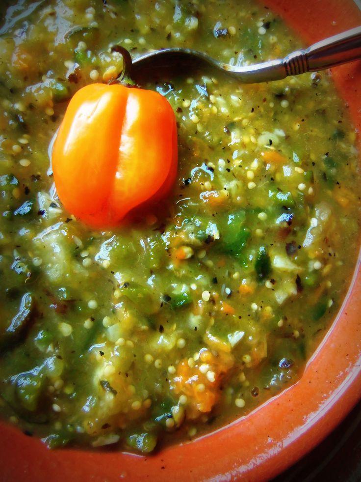 Best 25+ Habanero salsa ideas on Pinterest | Habanero ...