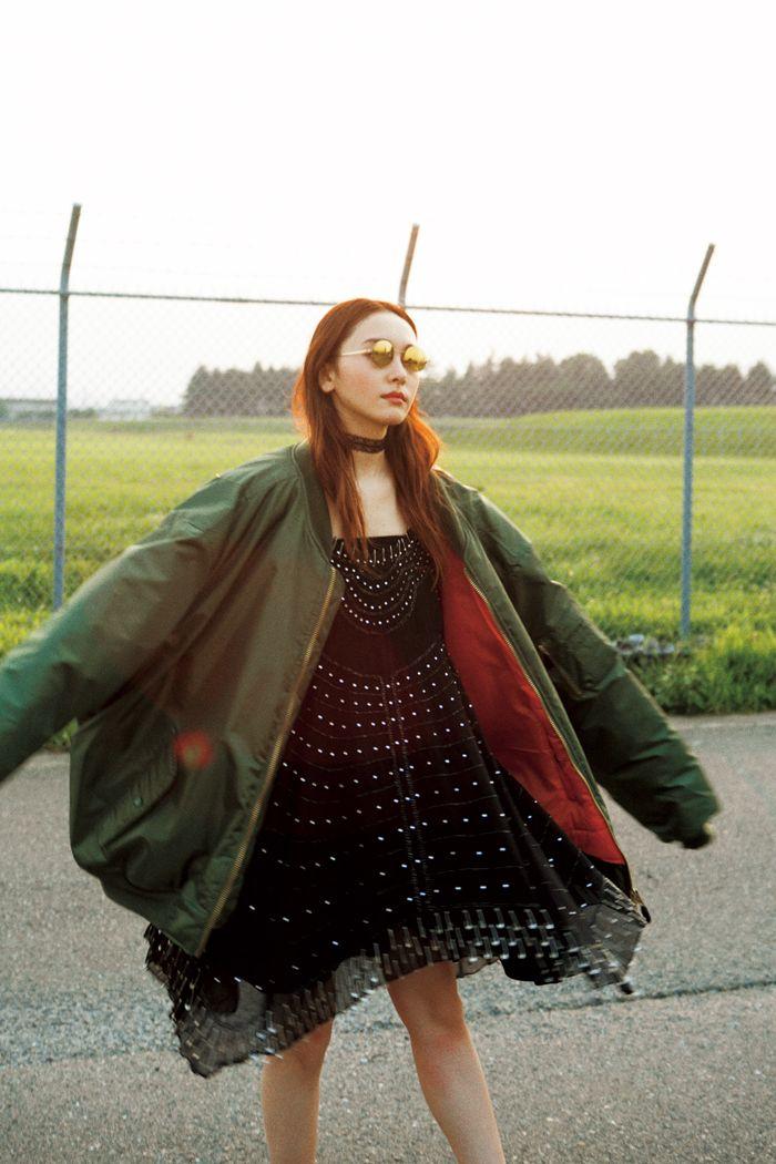[TV] 新垣結衣、最高の秋ファッションとの巡り合い - NYLON JAPAN