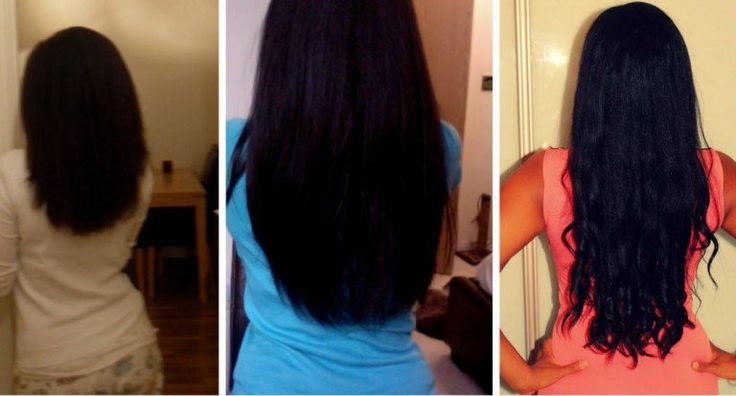 1 black hair growth diy recipe 7