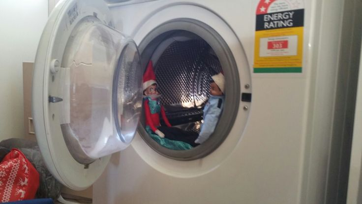 6 more days til Christmas and the elves need a wash!