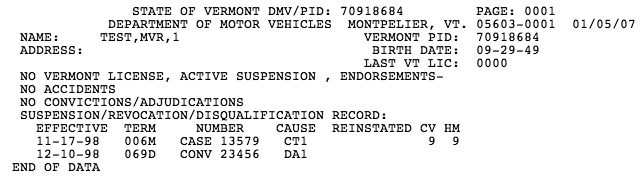 17 best ideas about dmv records on pinterest dmv motor for Dmv motor vehicle report