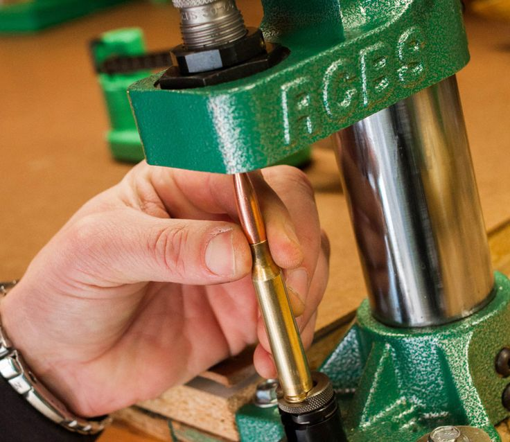 Choosing the Best Reloading Press for Your Needs -By: Philip Massaro | April 30, 2014