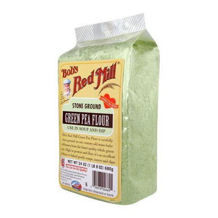 Green peas flour