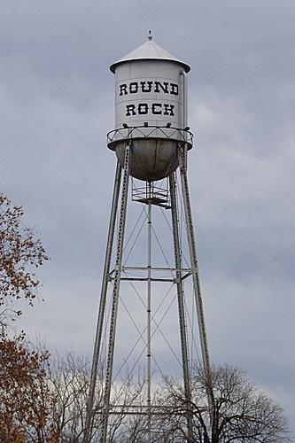 Round Rock Tower , Round Rock, TX