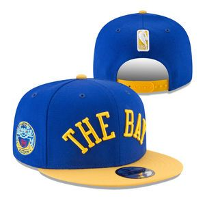 Golden State Warriors New Era City Edition  The Bay  Wordmark Chinese  Heritage 9FIFTY Snapback - Royal Gold c1d50b444cb4