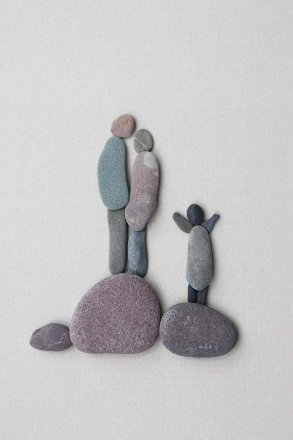 Pebble Art of NS by Sharon Nowlan by PebbleArt on Etsy, $95.00