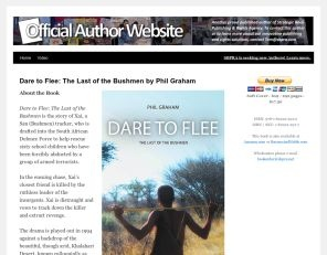 Book Review: Dare to Flee - The Last of the Bushmen by Phil Graham