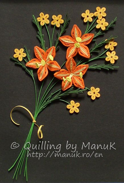 17 Best Images About Paper Quilling On Pinterest Modern