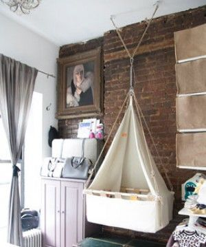 How A NYC Couple Fit A Nursery Into A 400-Square-Foot Loft