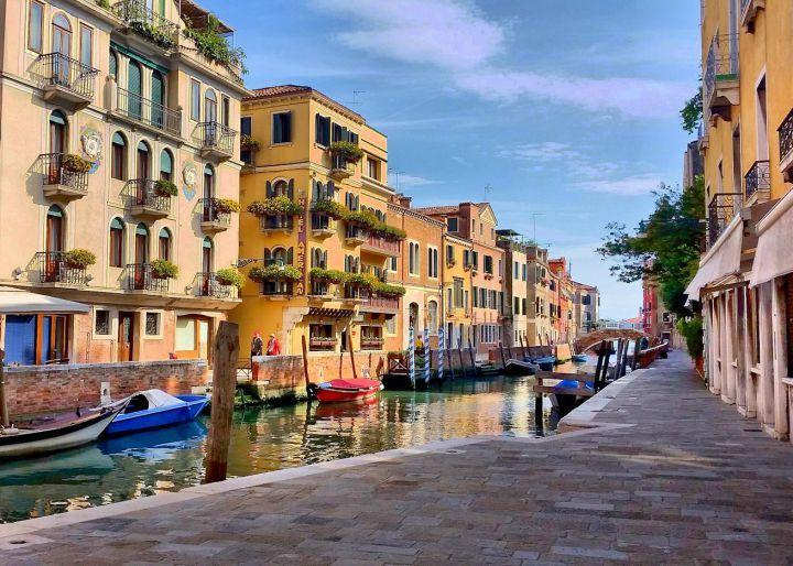 Verdwalen in Venetië – Sogno Italiano