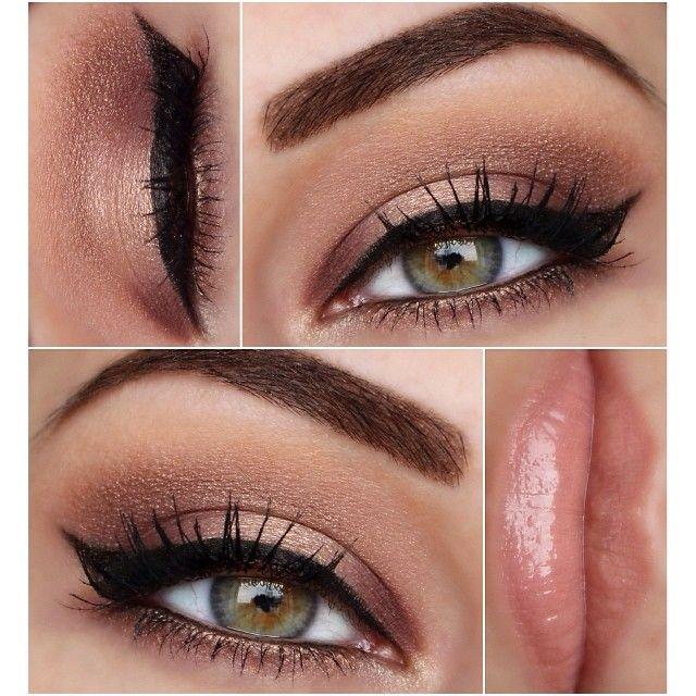 Too Faced Chocolate Bar palette - - Mac Creme de Nude lipstick + Nyx Creme Brûlée