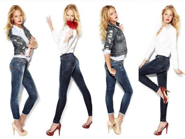 Что можно одеть под джинсы