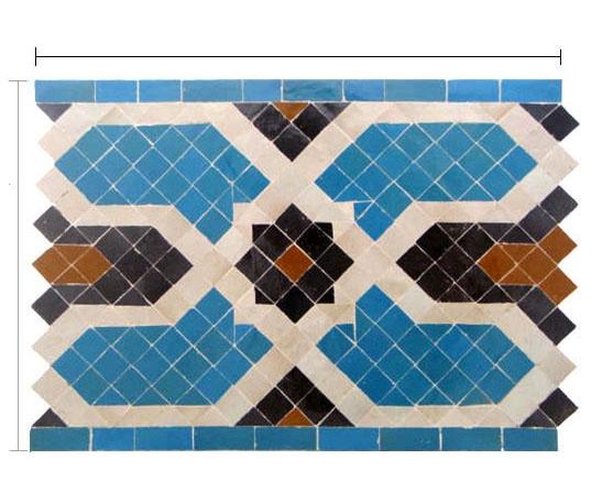 Les 97 meilleures images du tableau zellige moroccan for Carrelage 2000