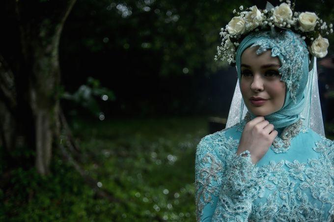 Laksmi Wedding Trend 2017 by LAKSMI - Kebaya Muslimah & Islamic Wedding Service - 018