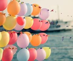 wszyscy lubią balony
