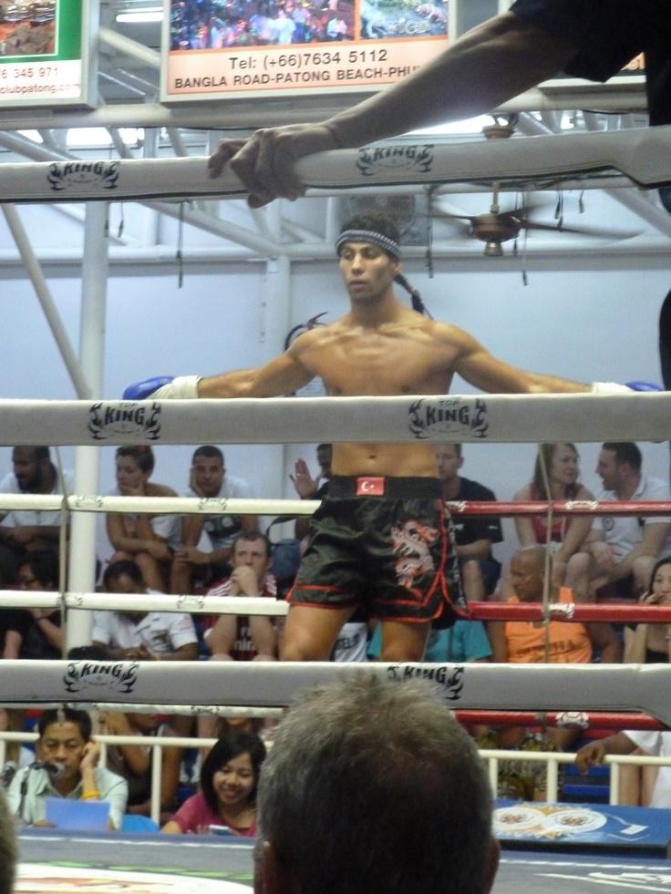 thai boxer :)