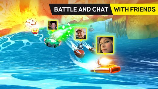 Rovio launches real-time multiplayer game Battle Bay on Android and iOS - Videos. #Android #Google @DroidEden  #Games #DroidEden