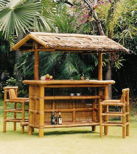 71 Best Images About TIKI HUT / TIKI BAR On Pinterest
