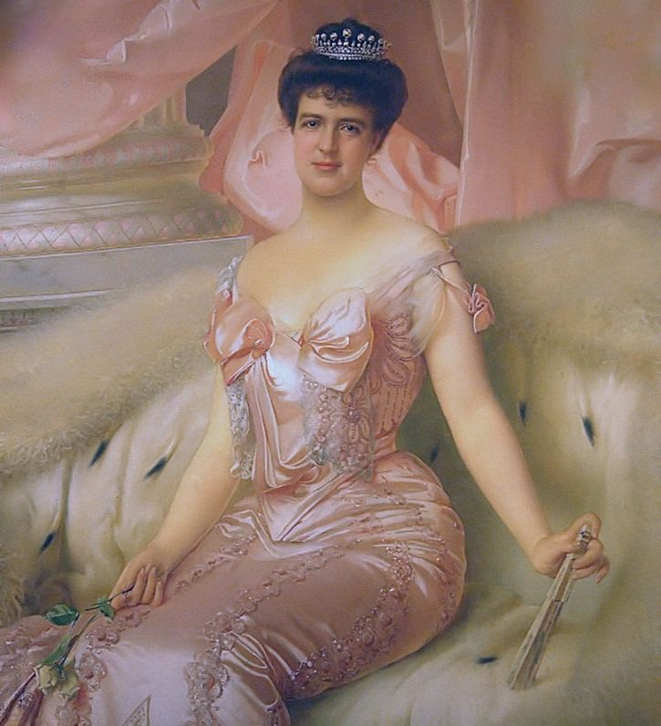 Amelie d'Orleans-Portugal (1905 ) by Vittorio Matteo CORCOS