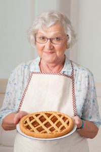 10 of Grandma's Best Vintage Cooking Tips, plus your chance to WIN a copy of the Little Old Lady Recipes cookbook in our latest giveaway contest. Enter to win right here!