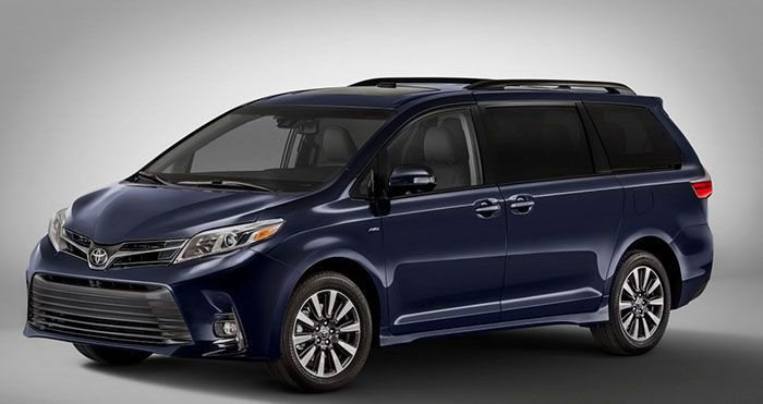 2018 Toyota Sienna Release Date love this color!!!!