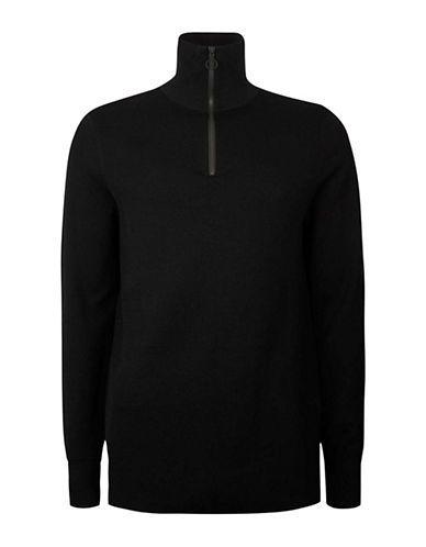 Men | Men  | LUX Funnel Neck Sweater | Hudson's Bay