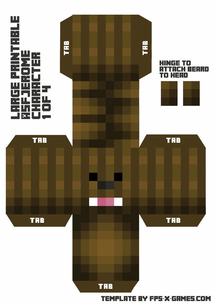 1000 images about minecraft papercraft on pinterest papercraft minecraft and minecraft blocks. Black Bedroom Furniture Sets. Home Design Ideas