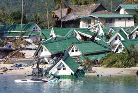 2004 Tsunami, Thailand