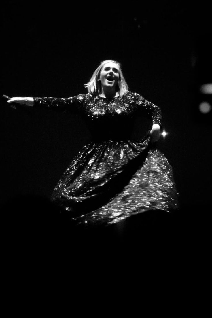 """Toyota Center, Houston, November 8, 2016"" - Adele by Alex Waespi"
