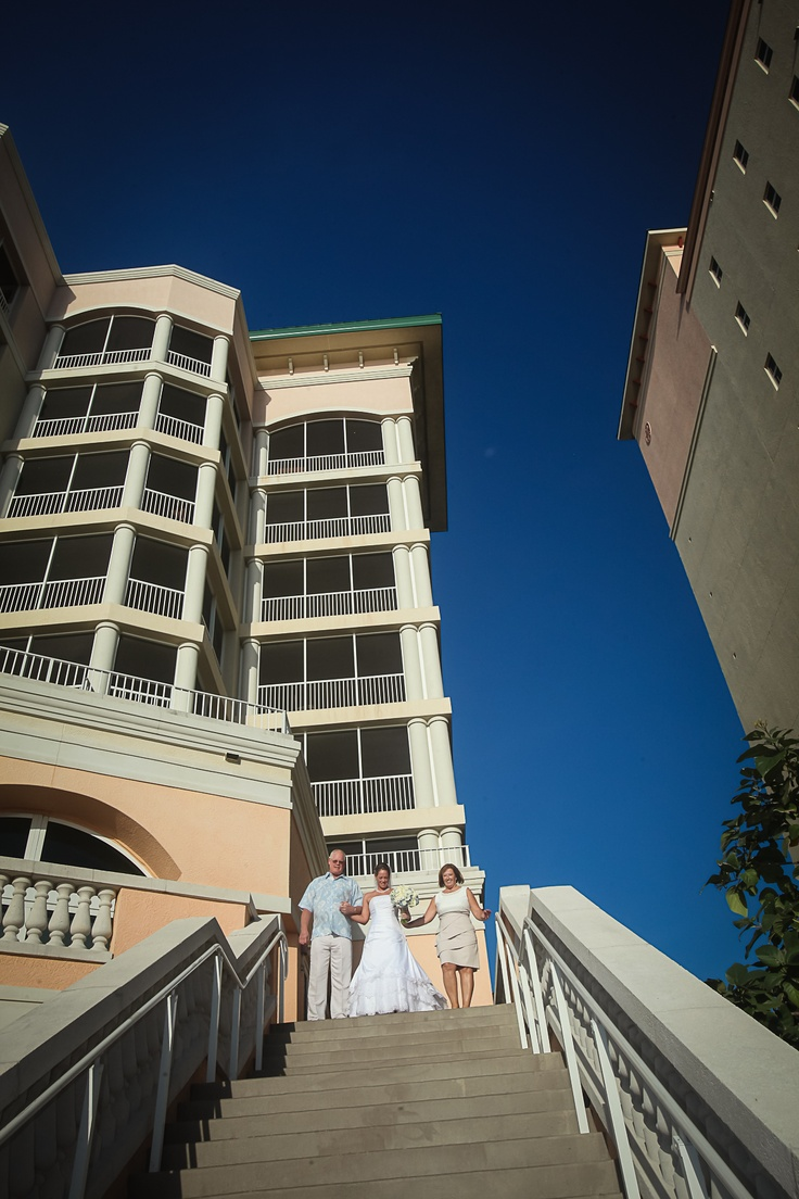 Beautiful Captiva Building at Pink Shell Resort Spa Ft Myers Beach Florida