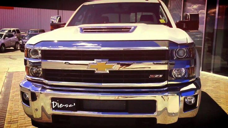 2017 Chevrolet Silverado 2500HD FOR SALE / Crew Cab, Regular Box / 1LZ, ...
