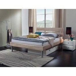 Dieses wunderbare Einzelbett in toller Holzoptik ist nicht nur für sich selber ein ideales Bett. Es dient auch perfekt als Gästebett für jeden Besucher.