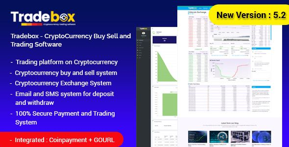 Download Free Tradebox v5 3 - CryptoCurrency Buy Sell and
