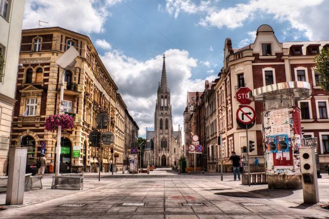 Katowice, Poland | © Bobby Bradley/Flickr