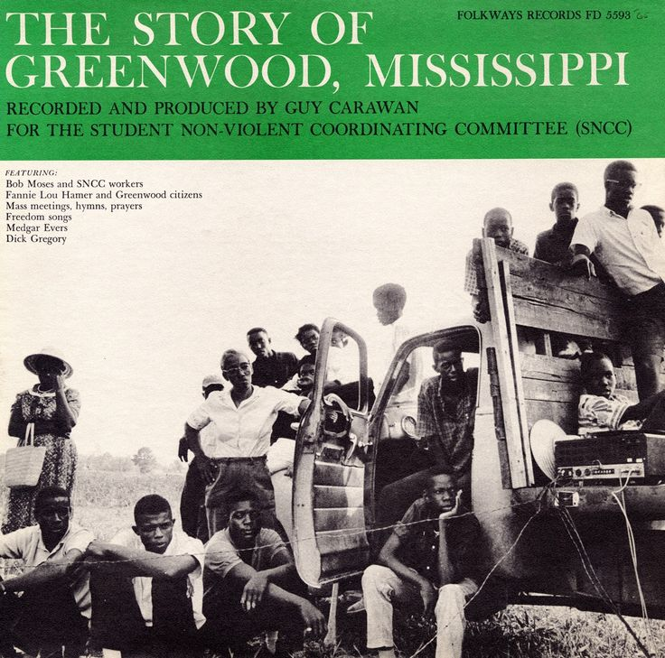 Various - The Story of Greenwood, Mississippi