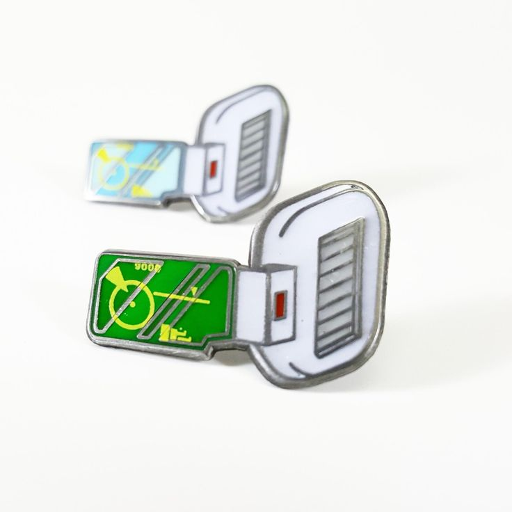 Now you too can scan for power levels with your very own Scouter pin ! This pin is hard enamel and numbered. The first 100 made were not numbered2nd Run:pink lens, glow frame, 60 made...