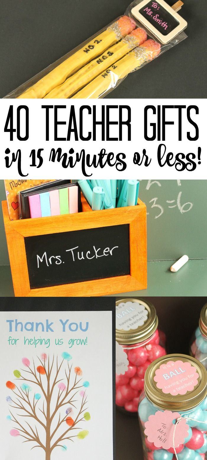 The 40 Best Teacher Appreciation Gifts | Teacher Appreciation Gifts Diy,  Diy Teacher Gifts, Appreciation Gifts Diy