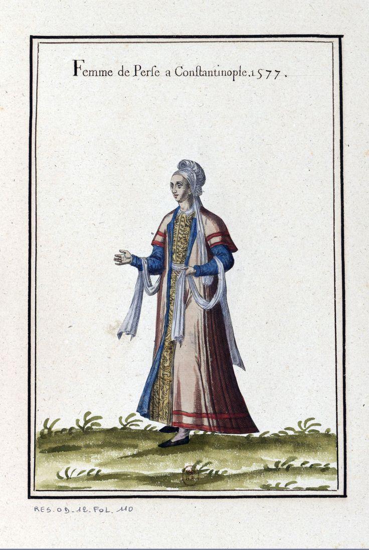 Turkish women-illustrations of 16th century Ottoman costume by Jost Amman and…