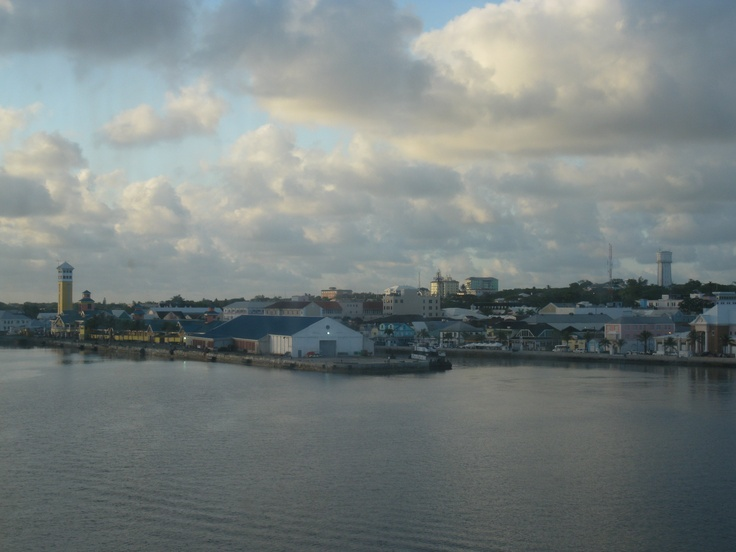 Nassau, Bahamas.  Picture taken from my room on the cruise ship.  Best way to travel the islands!Cruises Ships, Crui Ships