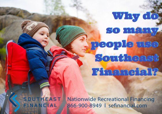 SEfinancial.com for all your recreational vehicle needs; loans, warranties, gap insurance and more. Call us 866-900-8949 for easy applications and the lowest rates. #camping #adventure #roadtrip #finance #loan #warranty #gap #insurance #motorhome #rv #camper #motorcycle #boat #horsetrailer #equine #travel #livestock #trailer  Southeast Financial (@SoutheFinance) | Twitter
