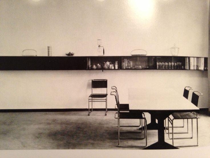 Bästa Bilderna Om Bauhaus Interiors På Pinterest - Cuisine bauhaus
