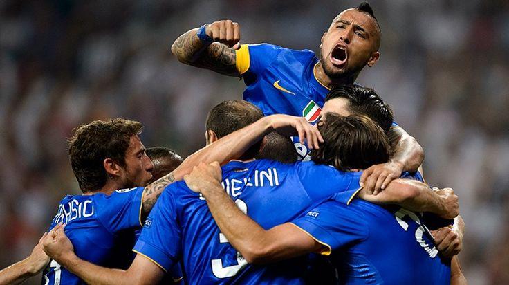 Barcelona'nın rakibi Juventus