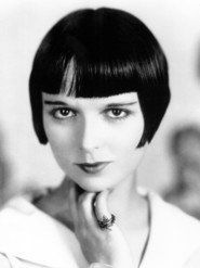Louise Brooks Rolled Stockings (1927)