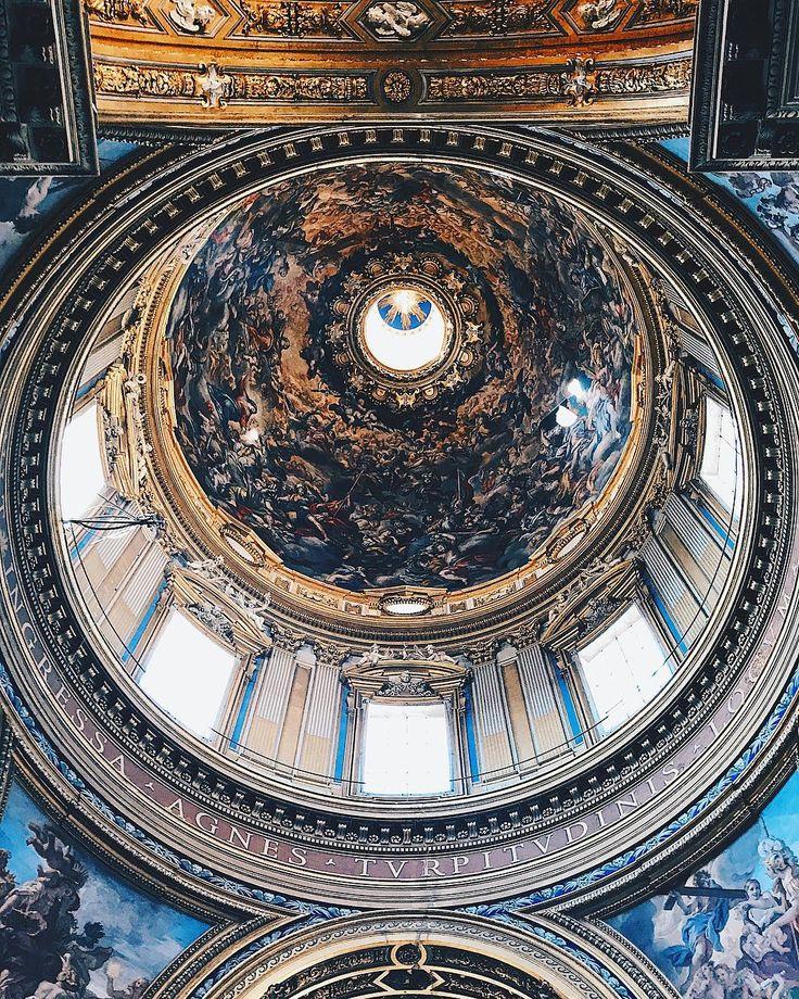 "118 Likes, 2 Comments - Nuno Lezon Mendes (@nunolezon) on Instagram: ""R O M E 🏛 #church #rome #italy #architecture #vsco #vscocam"""