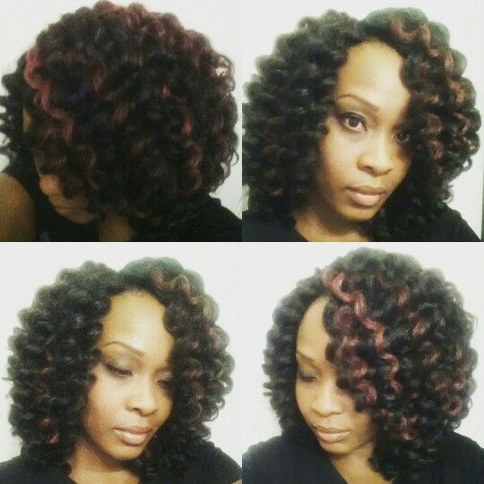 1000+ images about Crochet Braid Wigs on Pinterest